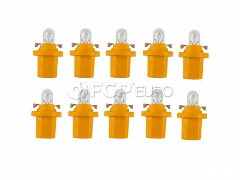 Mercedes Instrument Panel Light Bulb 10 PACK - Flosser 45910110