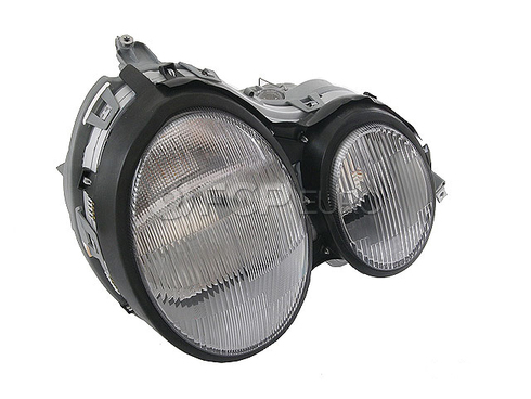 Mercedes Headlight Assembly Right - OEM Supplier 2108201661