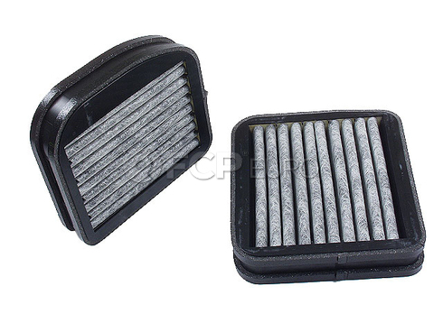 Mercedes Benz Cabin Air Filter Set (Side of Blower) - Mahle 2108301118