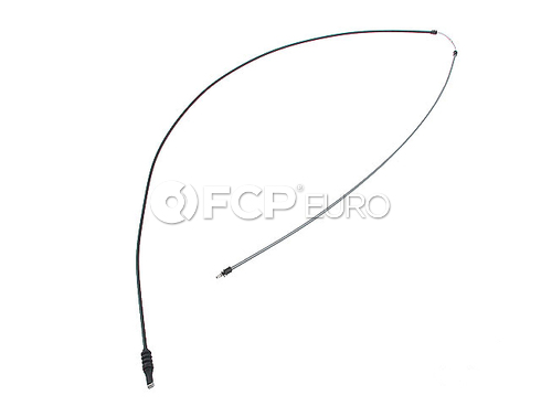 Mercedes Hood Release Cable - Genuine Mercedes 2108800159