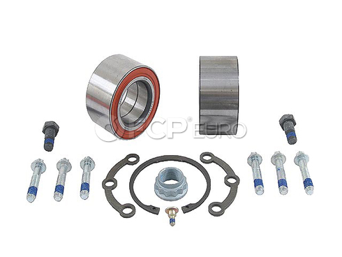Mercedes Wheel Bearing Kit Rear (S350 300SD 300SE S320) - FAG 2109800516