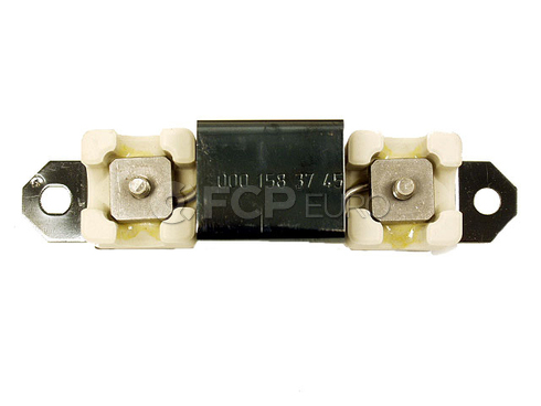 Mercedes Cooling Fan Resistor - Beru 0001583745