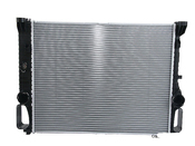 Mercedes Radiator - Nissens 2115003202