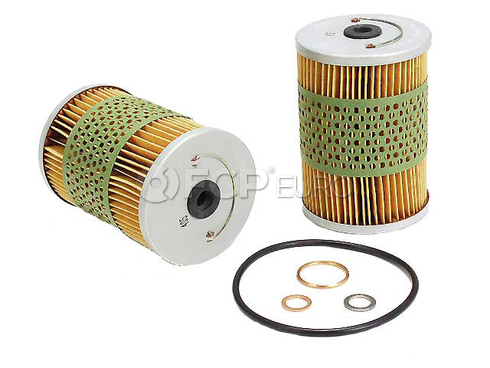 Mercedes Engine Oil Filter Kit - Mahle 0001800609