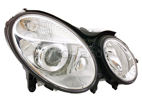 Mercedes Headlight Assembly (E500 E320 E55 AMG E350) - Hella 2118201861