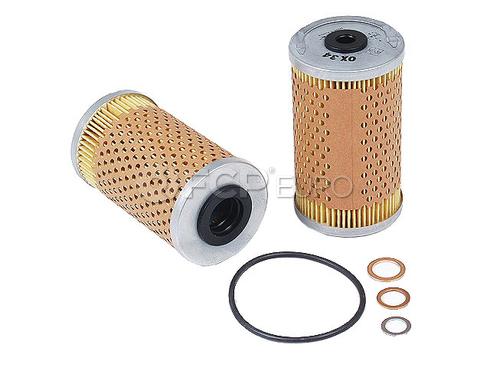 Mercedes Engine Oil Filter (190E 16V) - Mahle 0001802409