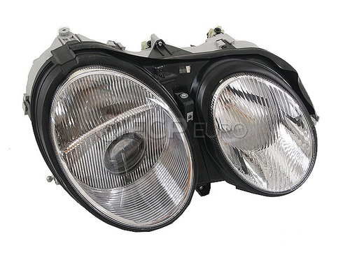 Mercedes Headlight Assembly Right - Magneti Marelli 2158200661