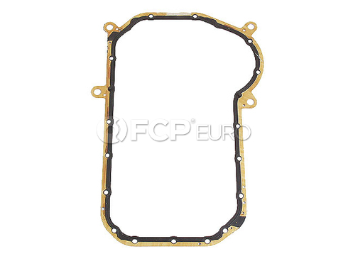 Audi VW Oil Pan Gasket (1.8L) - Reinz 058103609