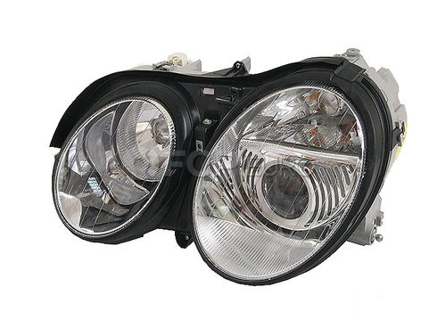 Mercedes Headlight Assembly Left (CL500 CL600 CL55) - Hella 2158202161