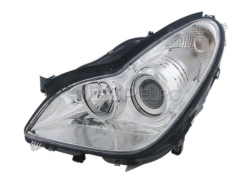 Mercedes Headlight Assembly Left (CLS500 CLS550 CLS63 CLS55) - Hella 2198200761
