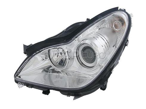 Mercedes Headlight Assembly Left (CLS500 CLS550 CLS63 CLS55) - Hella 2198200761