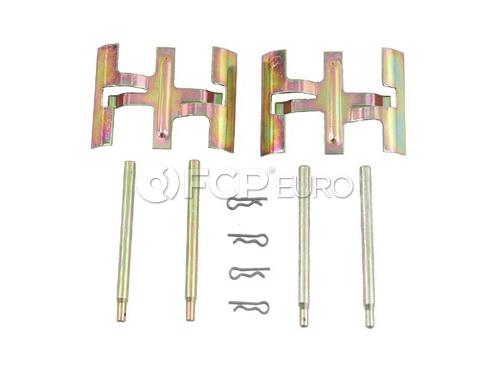 BMW Disc Brake Hardware Kit Girling Front (320i) - OP Parts 61206002