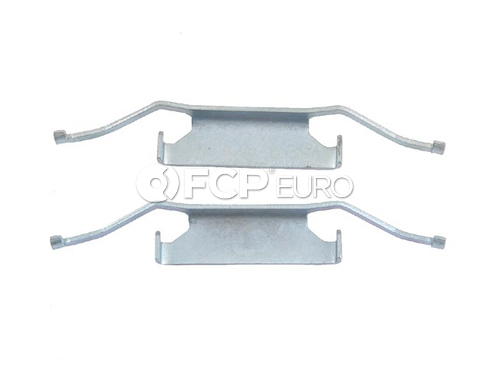 BMW Disc Brake Hardware Kit Front - OP Parts 61206003