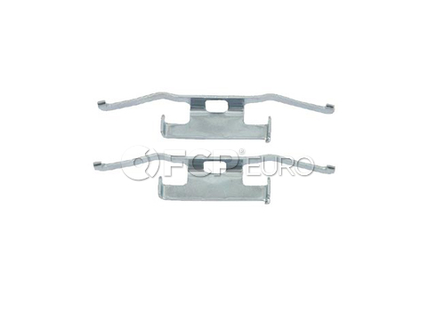 BMW Disc Brake Hardware Kit Rear (E30) - OP Parts 61206005