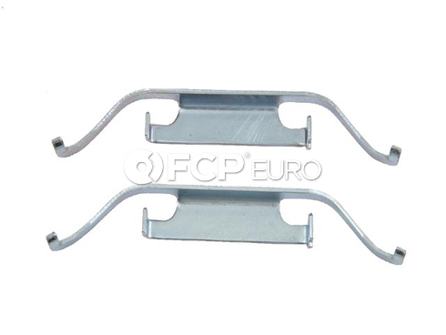 BMW Disc Brake Hardware Kit Front - OP Parts 61206008
