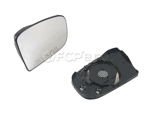 Mercedes Door Mirror Glass Right (S430 S500 S55 AMG S600) - Genuine Mercedes 2208101221