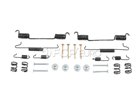 VW Drum Brake Hardware Kit (Transporter Campmobile) - OP Parts 61254003