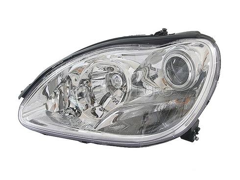 Mercedes Headlight Assembly Left - Hella 2208204161