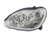 Mercedes Headlight Assembly Left - Magneti Marelli 2208204161