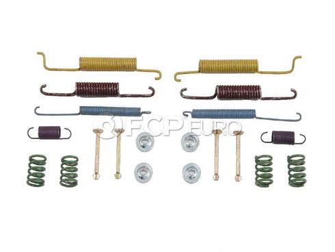 VW Audi Drum Brake Hardware Kit - OP Parts 61254008