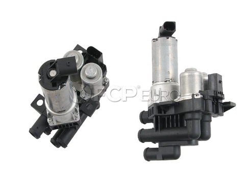 Mercedes Heater Control Valve (CL500 S350 S600) - Genuine Mercedes 2208300084