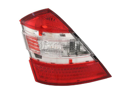 Mercedes Tail Light Lens Left (S450 S600 S65 AMG) - Genuine Mercedes 2218200366