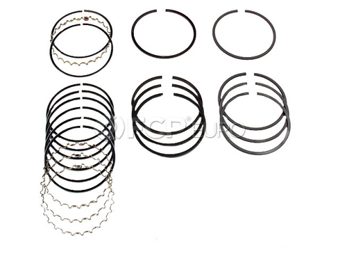 VW Piston Ring Set - Grant 070198169