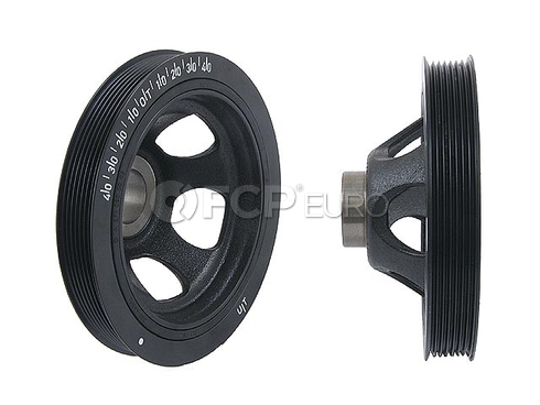 Mercedes Crankshaft Pulley (C230) - Genuine Mercedes 2710300003