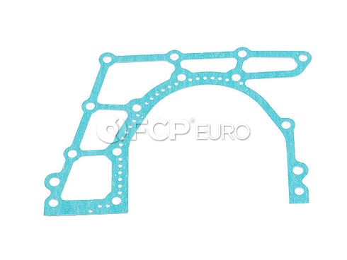 Audi Crankshaft Sealing Flange Gasket - Reinz 078103181