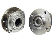 Saab Wheel Hub Assembly - Timken 4107462
