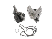 Mercedes Water Pump - Graf 2722000401