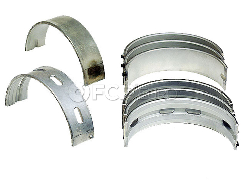 Audi Main Bearing Set - Glyco 078198491