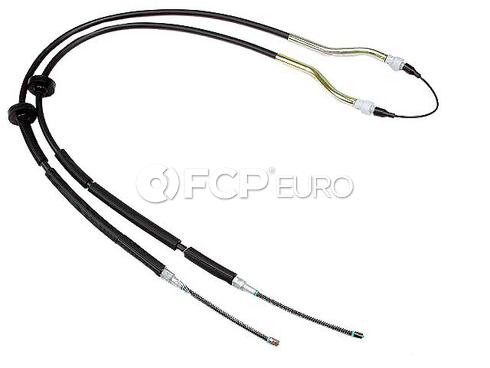 VW Parking Brake Cable (Fox) - Cofle 3056097215