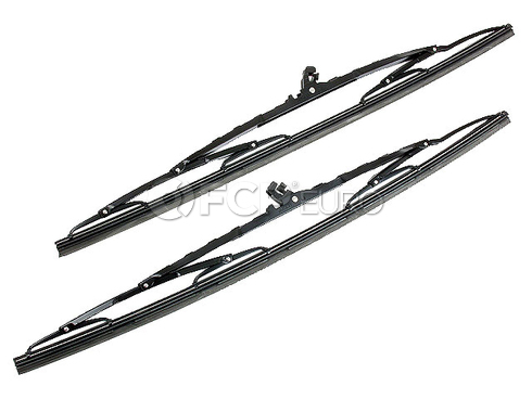 Mercedes Windshield Wiper Blade Set - Bosch 3397001014