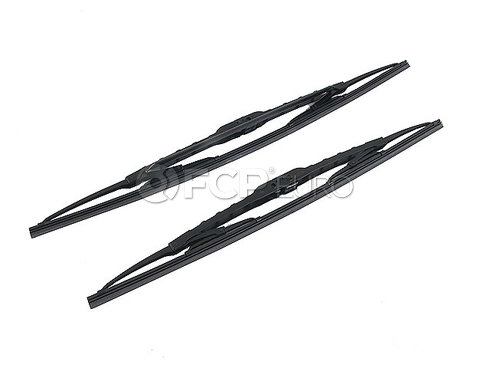 Jaguar Windshield Wiper Blade Set (X-Type) - Bosch 3397001728