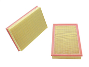 Saab Volvo Air Filter (900 760 V6) - Mann 4236063