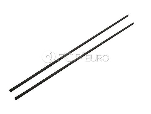 BMW Windshield Wiper Blade Refill Pair 25in (528i 540i) - Bosch 3397033365