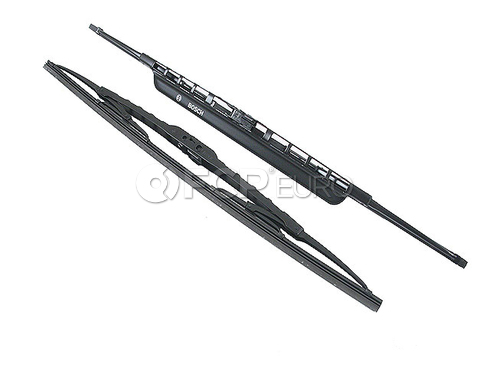 Audi VW Windshield Wiper Blade Set - Bosch 3397118406