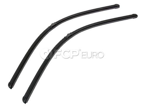 Mercedes Windshield Wiper Blade Set - Bosch 2208201745