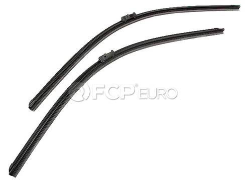 Mercedes Windshield Wiper Blade Set 26in - Bosch 3397118948