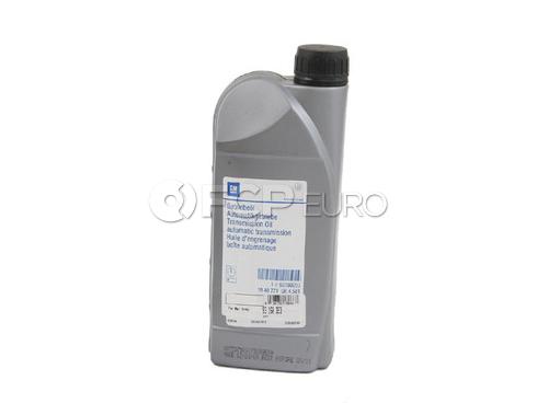 Saab Transmission Fluid 1 Liter (9-5 9-3) - Genuine Saab 93160393