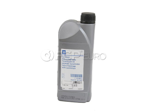 Saab Transmission Fluid 1 Liter (9-5 9-3) - Genuine Saab 93160393