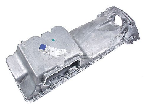 Mercedes Oil Pan (300D 300SDL 300TD) - Genuine Mercedes 6030140802