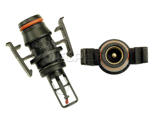 Mercedes Air Charge Temperature Sensor - Mahle Behr 0105425717