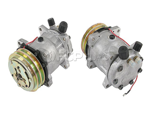 Saab A/C Compressor (9000) - Four Seasons 4319992