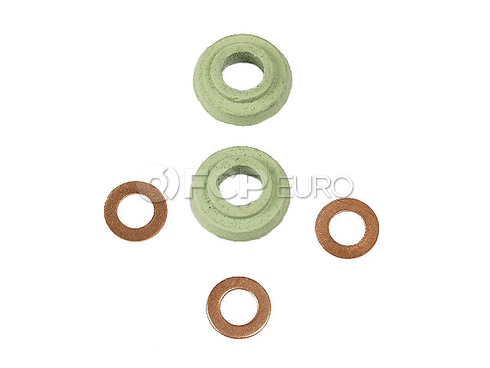 Oil Cooler Seal Kit (Beetle Campmobile Transporter Karmann Ghia) - Sabo - 111198029