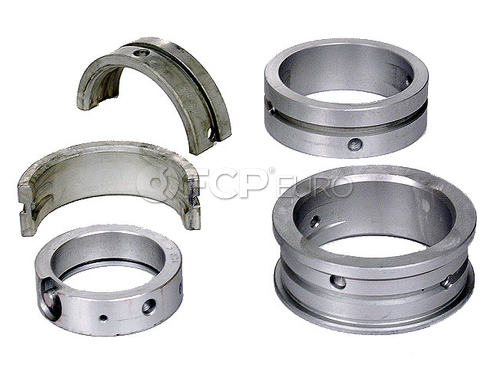 VW Main Bearing Set (Beetle Campmobile Fastback Squareback) - Kolbenschmidt 111198461
