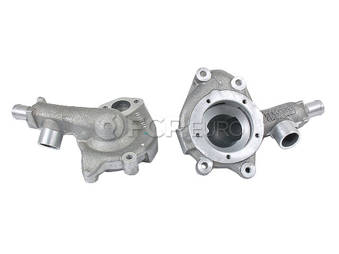 Mercedes Water Pump Housing (240D) - Genuine Mercedes 6152010301