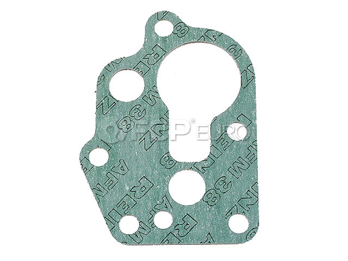 Mercedes Engine Oil Filter Flange Gasket - Reinz 6161840780