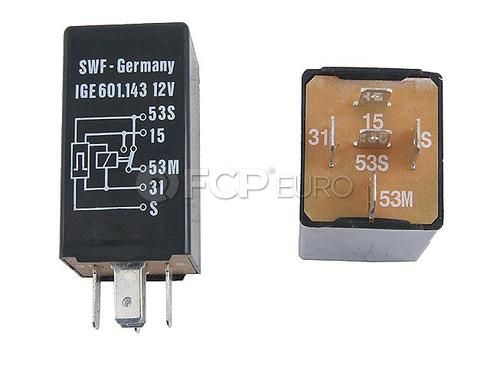 VW Pulse Wiper Relay (Beetle Rabbit Scirocco Super Beetle) - SWF 111955531